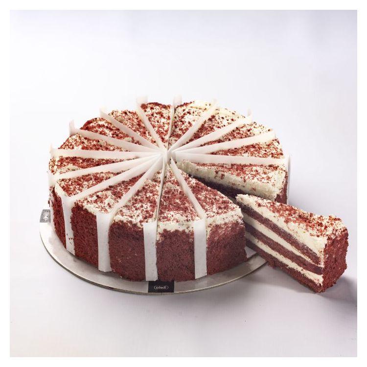 Red velvet cake Bindi