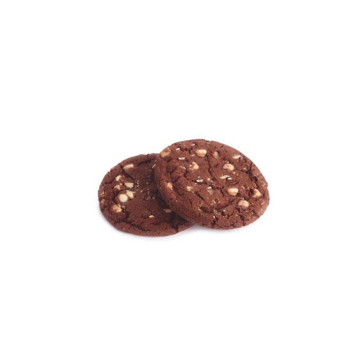 Cookie βανίλια με κομμάτια σοκολάτας