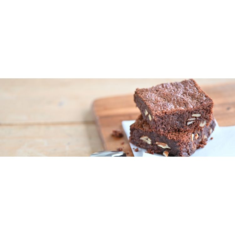 BROWNIE PAIN AU CHOCOLAT – NO WASTE ALL TASTE