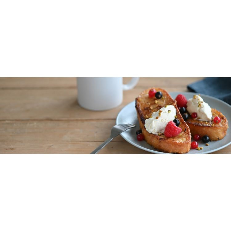 FRENCH TOAST - A RECIPE NO WASTE ALL TASTE