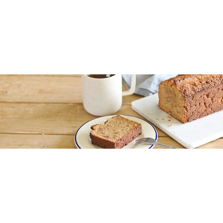 BANANA BREAD - A RECIPE NO WASTE ALL TASTE