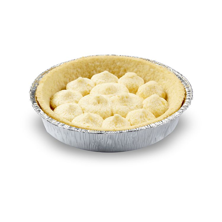 Crousty Pie Mandelcreme