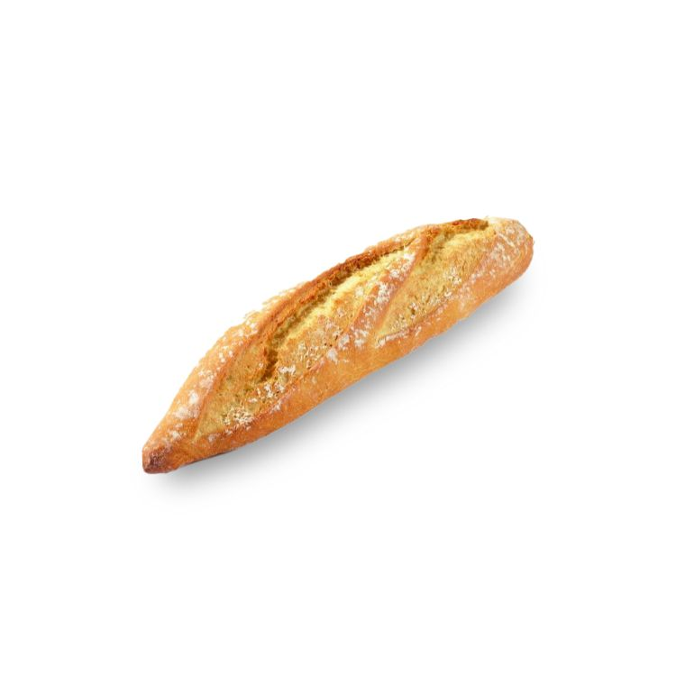 Demi baguette rustica 120g