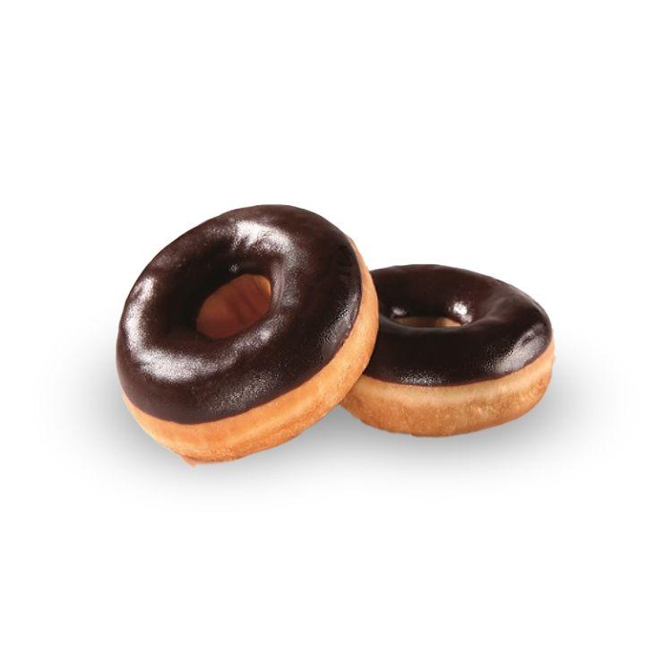 Donut Med Chokladsmak