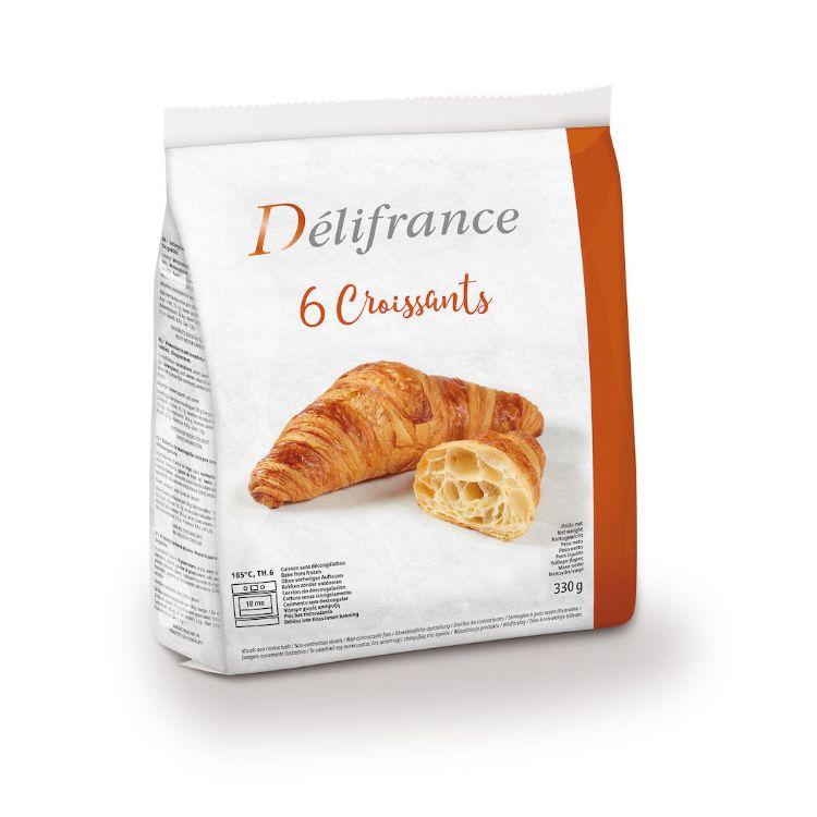 Buttercroissant 6x55g