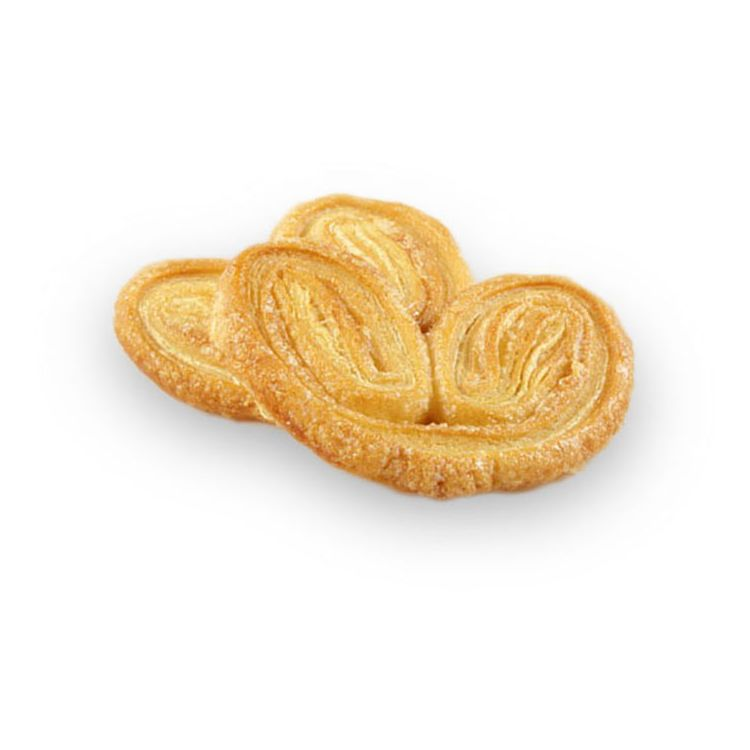 Palmiers (mit Butter)